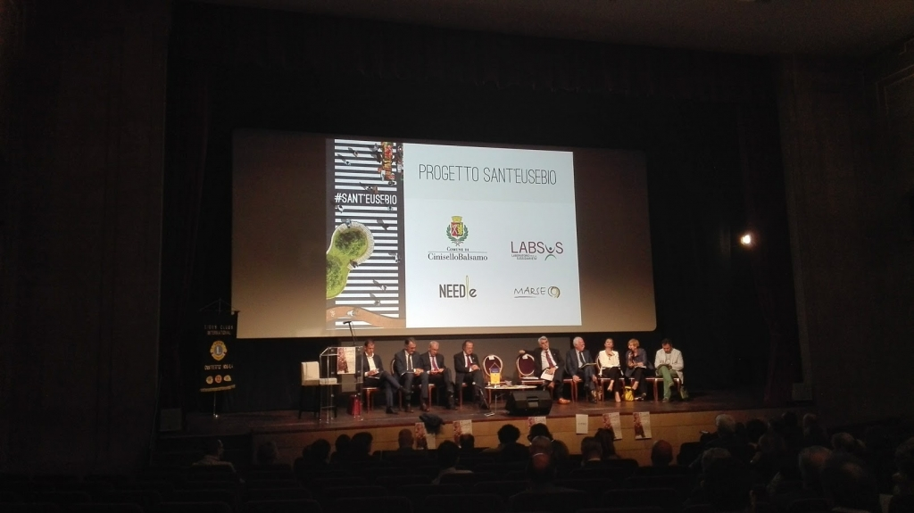 Progetto Needle proiettato a Firenze al convegno sui Beni Comuni