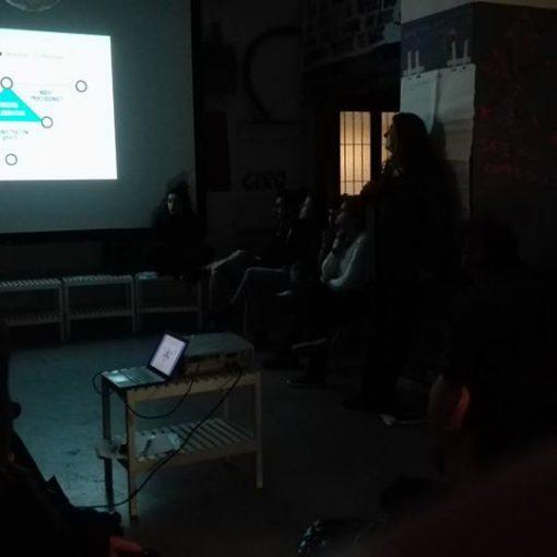 Presentazione progetto Fate Largo per Largo Balestra, quartiere Giambellino di Milano
