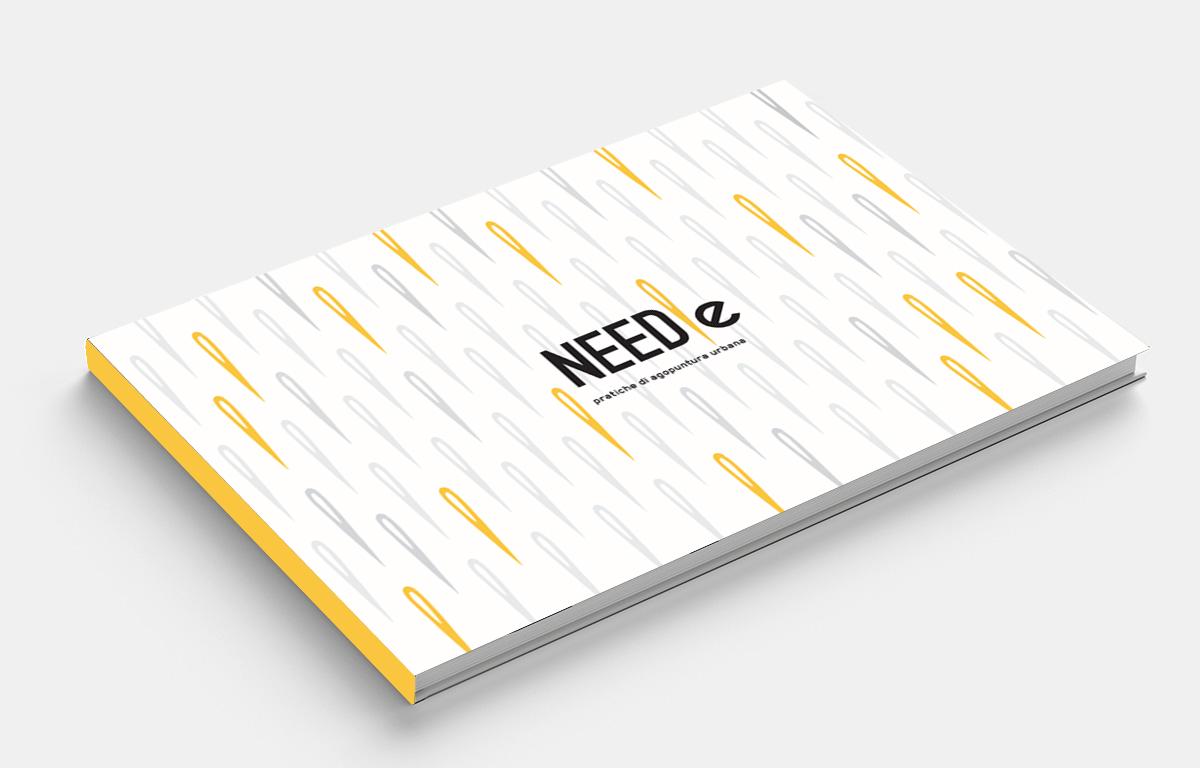 libro di tesi Needle