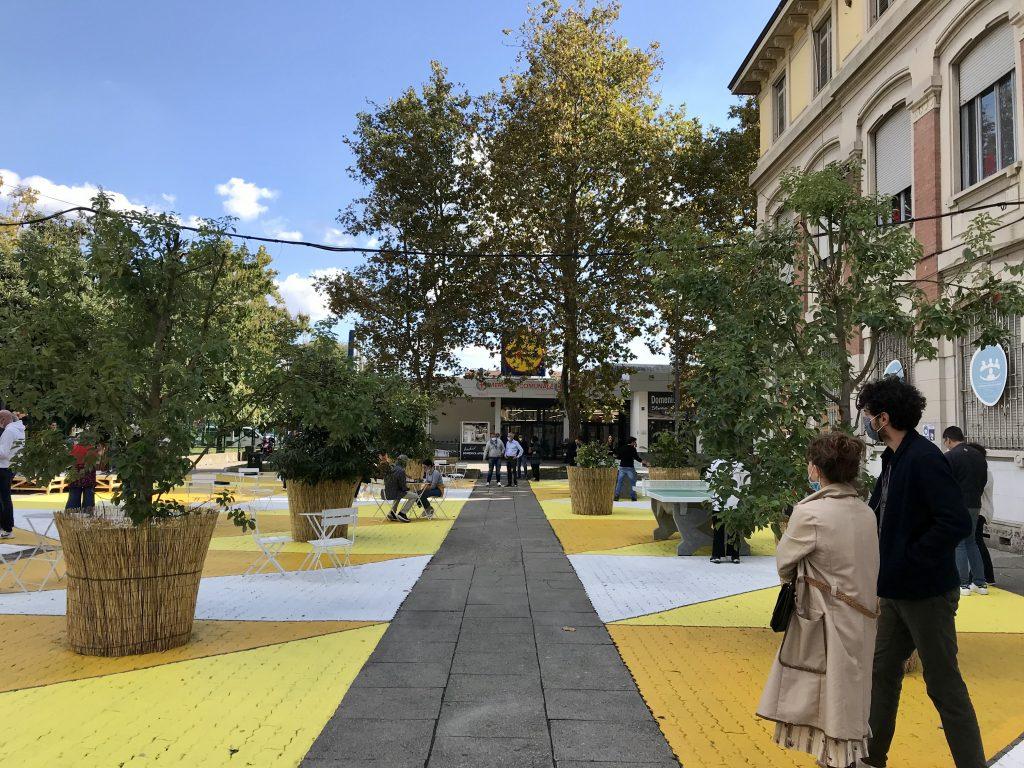 Piazza Tattica Largo Balestra