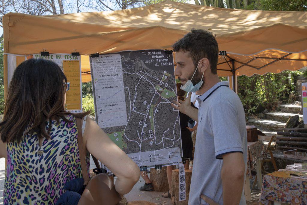 Mappatura collaborativa - Piante In.Festa
